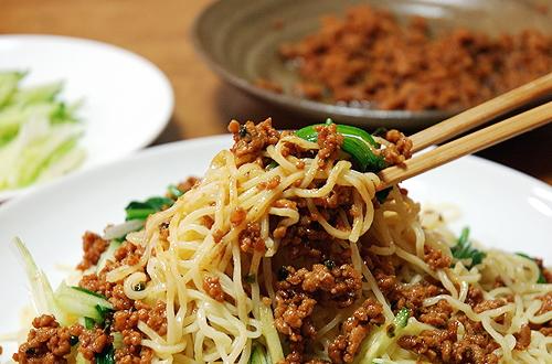 炸醤麺の画像 p1_12