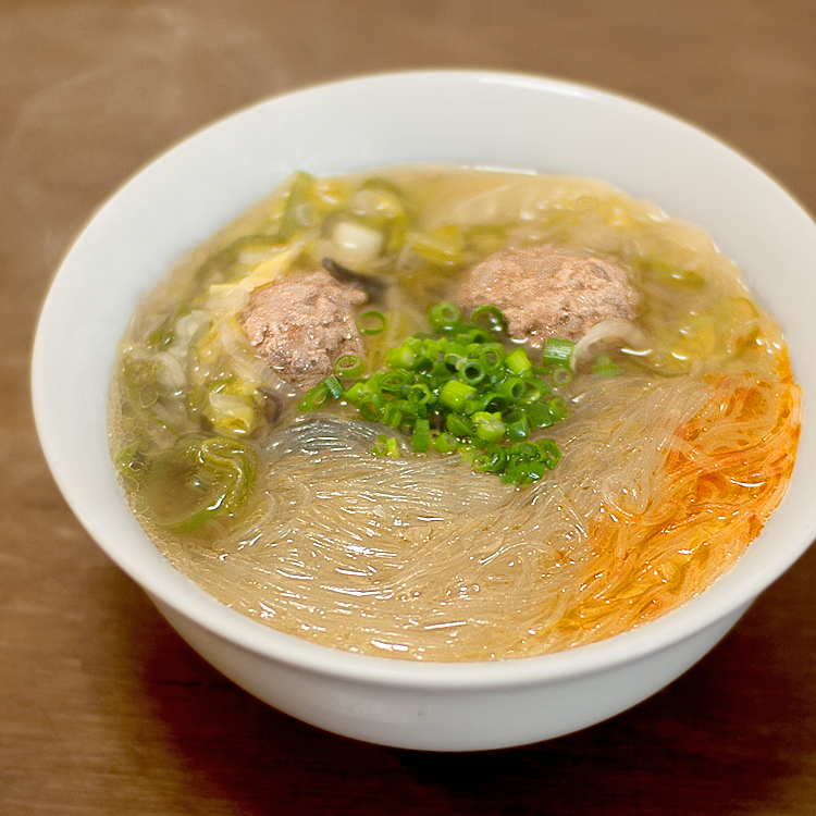 春雨スープ   太平燕(タイピー...