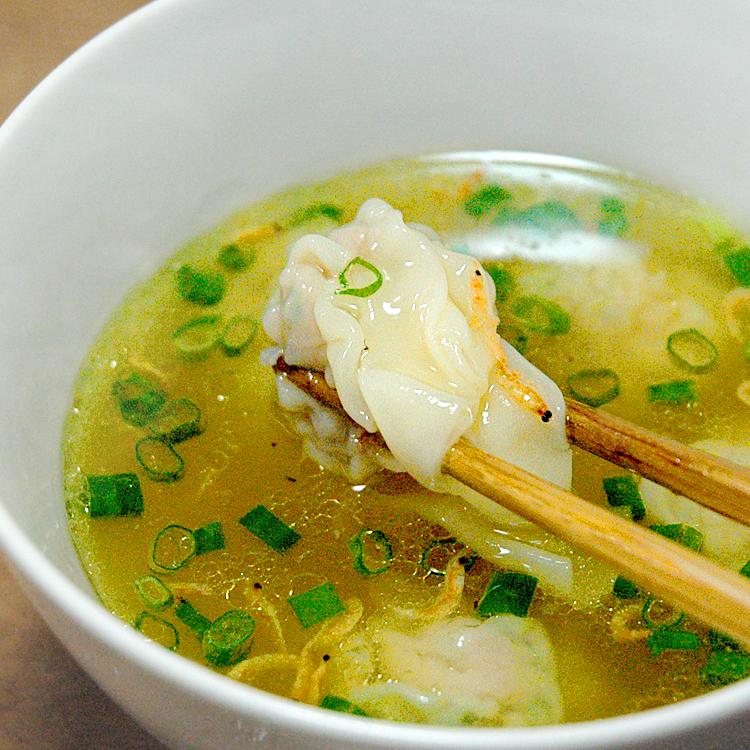 ワンタン スープ