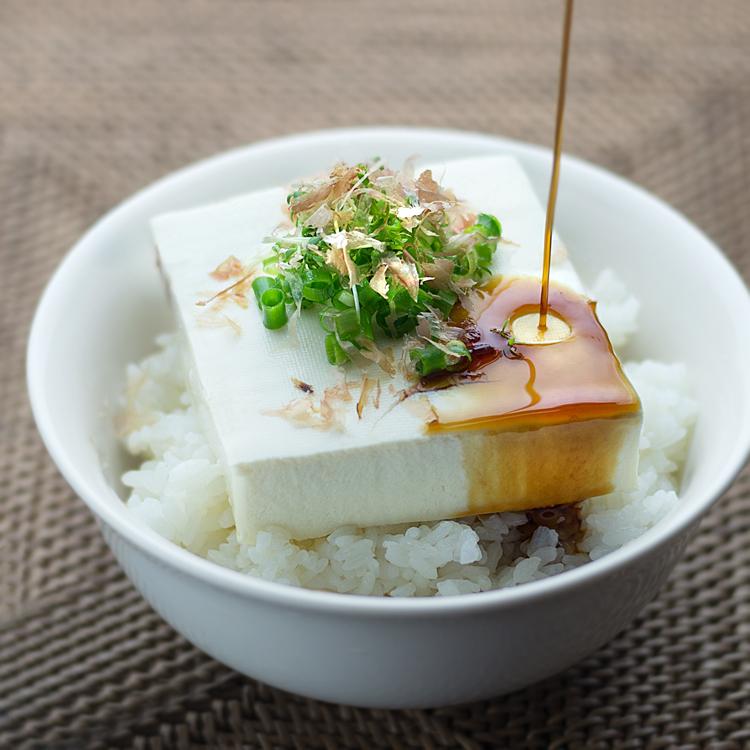 「豆腐丼」の画像検索結果